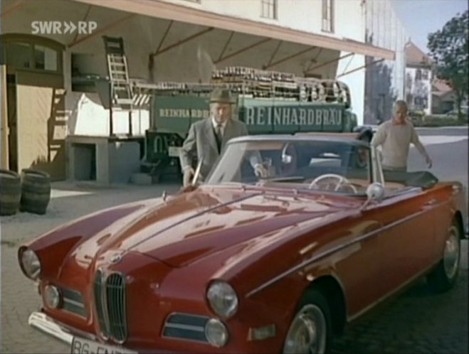 imcdborg 1956 bmw 503 in quothubertusjagd 1959quot