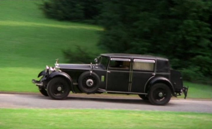 "imcdb: rolls-royce phantom ii in ""rolls-royce baby, 1975"""