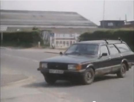 1981 Ford Cortina Estate Carousel MkV