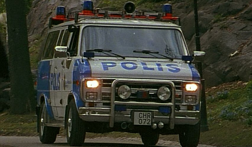 1990 Chevrolet Beauville Polis [G-30]