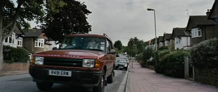 1998 Land-Rover Discovery Series I