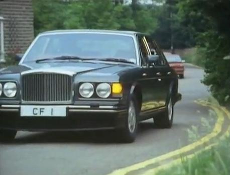 1989 Bentley Mulsanne S