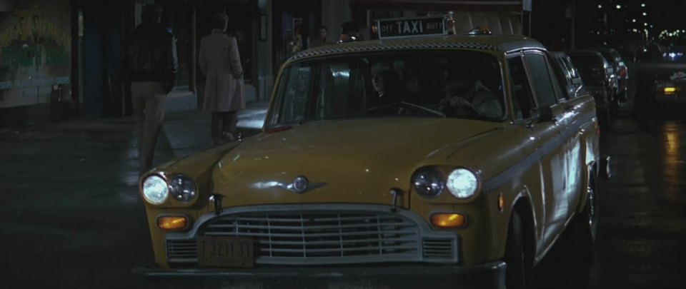 1974 Checker Taxicab