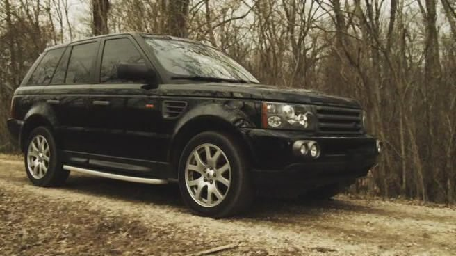 2008 Land-Rover Range Rover Sport HSE [L320]