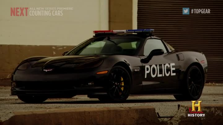 Vehicle used by a character or in a car chase