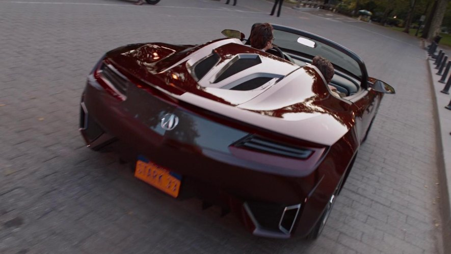 """Used Cars Richmond >> IMCDb.org: 2012 Acura NSX Roadster Concept in """"The ..."""