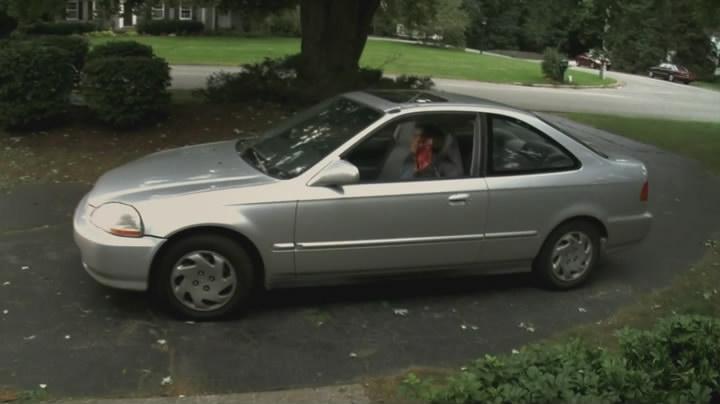 1996 Honda Civic Coupé EX [EJ]