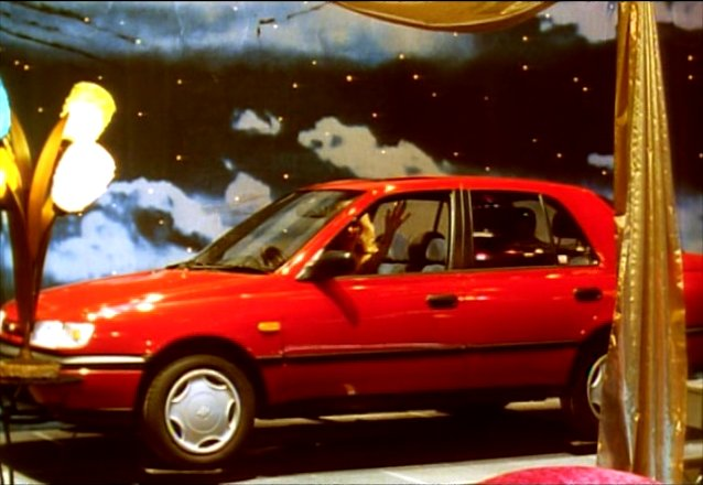 1990 nissan sunny n14 in micky love 1993. Black Bedroom Furniture Sets. Home Design Ideas