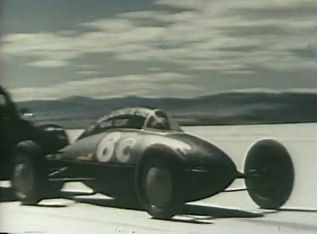 1951 Beatty Belly Tank Lakester