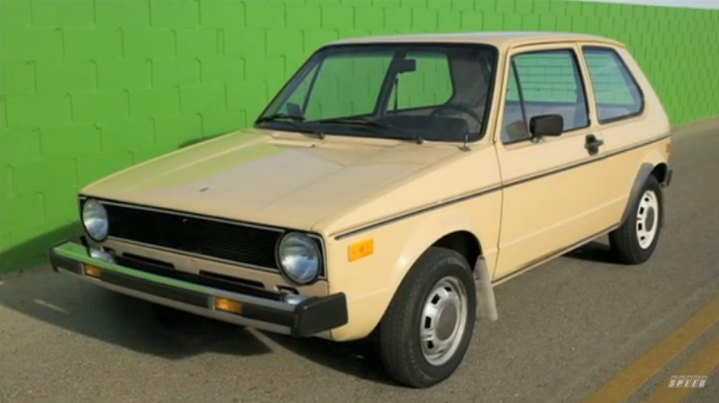 Imcdb 1977 Volkswagen Rabbit I Typ 17 In Car Science 2011