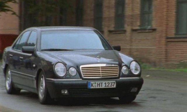 1996 mercedes benz e 300 diesel avantgarde for Mercedes benz e300 diesel