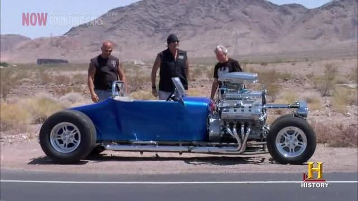 Counting Cars Show