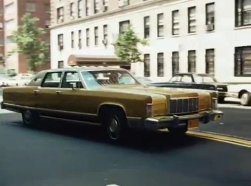 Imcdb Org 1976 Lincoln Continental Town Car In Kojak 1973 1978