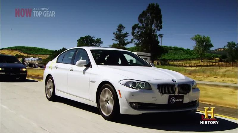 Imcdb Org 2012 Bmw 528i F10 In Quot Top Gear Usa 2010 2016 Quot