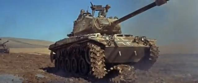 Chrysler M47 'Patton'