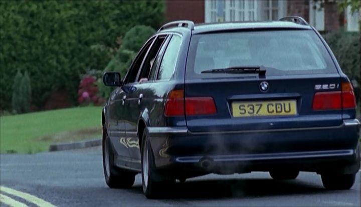 1998 BMW 520i Touring E39