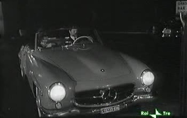 1962 Mercedes-Benz 190 SL [W121.042]