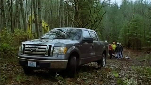 2009 Ford F-150 SuperCrew [P415]