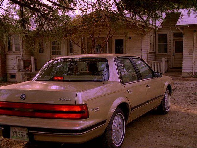 Imcdb Org 1990 Buick Century Limited In Quot Twin Peaks 1990