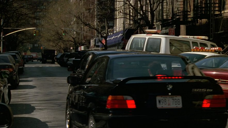 IMCDborg BMW IS Coupé E In NYPD Blue - 1992 bmw 325is