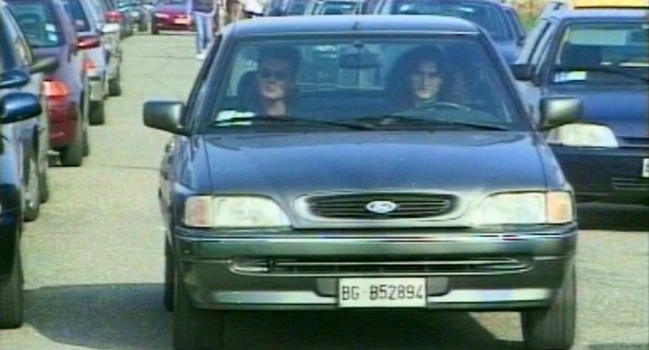 1993 Ford Orion MkIII