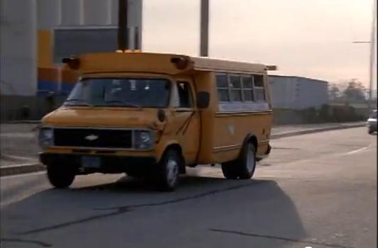 IMCDb.org: 1978 Chevrolet Chevy Van Wayne Busette [G-30] in