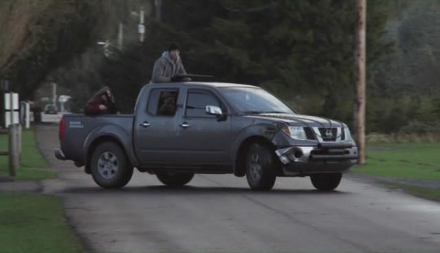 "Nissan Frontier Crew Cab >> IMCDb.org: 2005 Nissan Frontier Nismo Off-Road Crew Cab [D40] in ""Bigfoot, 2012"""