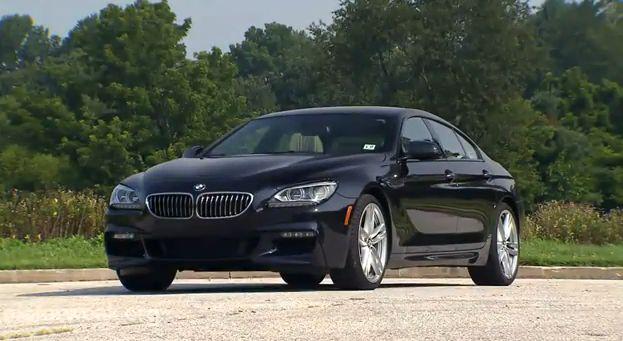 IMCDborg BMW I Gran Coupé F In Motorweek - Bmw 6401 gran coupe