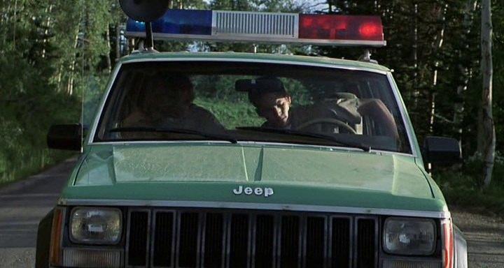 "IMCDb.org: 1984 Jeep Cherokee V6 2.8 [XJ] in ""Meet the ..."