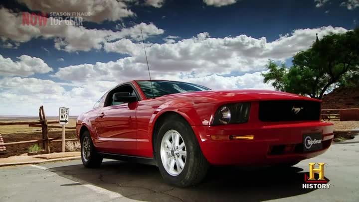 Imcdb 2005 ford mustang s197 in top gear usa 2010 2016 publicscrutiny Gallery