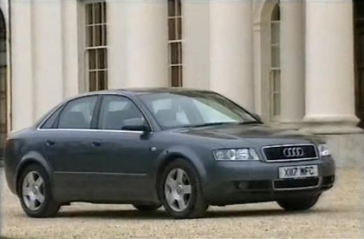 Imcdb 2001 Audi A4 20 Multitronic B6 Typ 8e In Top Gear