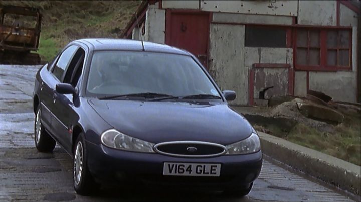 Imcdb Org 1999 Ford Mondeo 2 0 Ghia Mkii In Quot Dalziel And