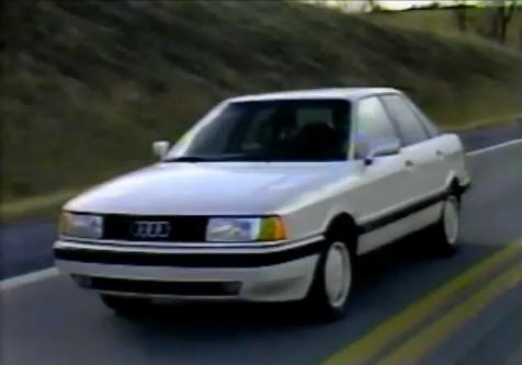 1988 audi 90 b3 typ 89 in motorweek 1981 2019. Black Bedroom Furniture Sets. Home Design Ideas