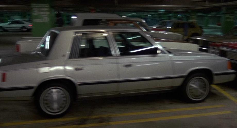 I on 1988 Dodge Aries