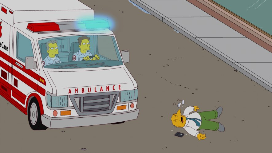 "IMCDb.org: 1992 Ford Econoline [E-350] in ""The Simpsons, 1989-2017"""