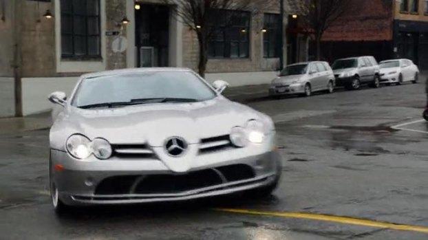 Imcdb Org Mercedes Benz Slr Mclaren C199 In Arrow 2012 2019