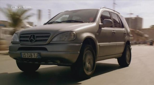 1998 mercedes benz ml 320 w163 in for Mercedes benz ml series