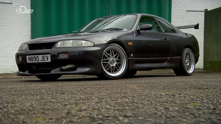 "Wheeler Dealers Cars For Sale >> IMCDb.org: 1996 Nissan Skyline GTS [R33] in ""Wheeler Dealers, 2003-2019"""
