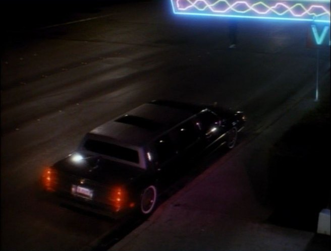 1985 Cadillac Fleetwood Stretched Limousine