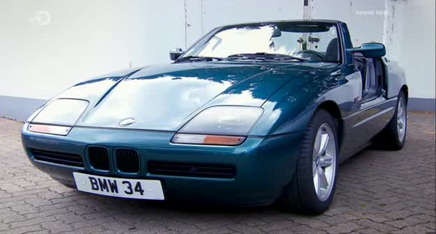 1990 bmw z1 e30z in wheeler dealers 2003 2018. Black Bedroom Furniture Sets. Home Design Ideas