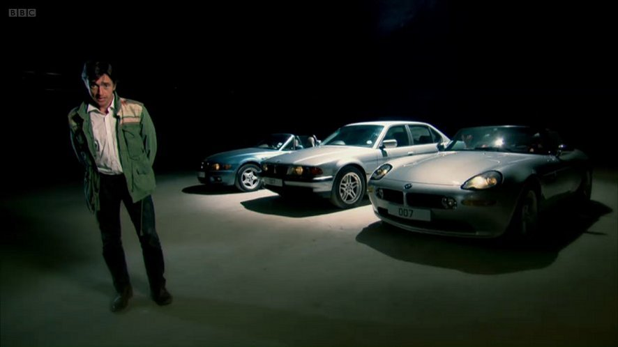 Imcdb Org Bmw Z8 E52 In Quot Top Gear 2002 2015 Quot