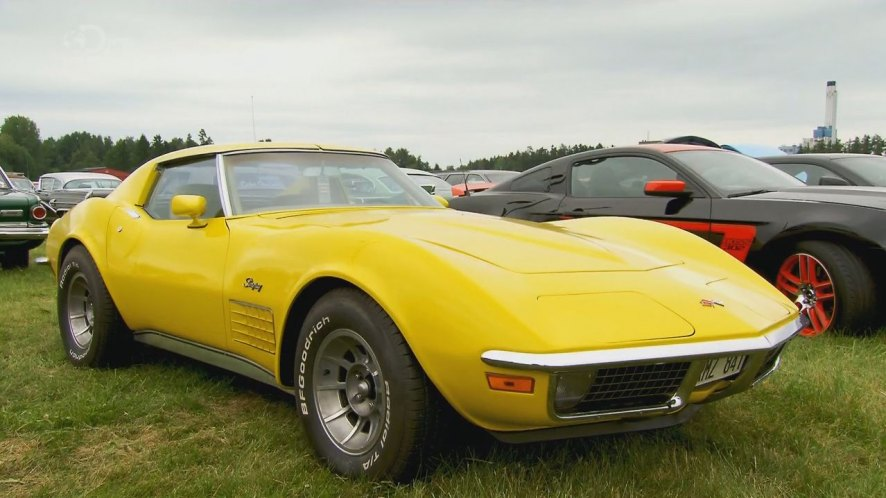 1971 chevrolet corvette stingray c3 in fifth gear 2002. Cars Review. Best American Auto & Cars Review