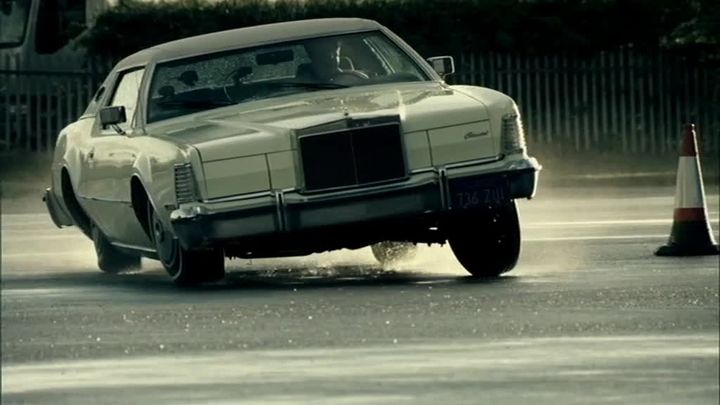 Imcdb Org 1974 Lincoln Continental Mark Iv 65d In Top Gear The