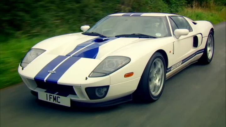 Imcdb Org  Ford Gt In Top Gear The Worst Car In The History Of The World