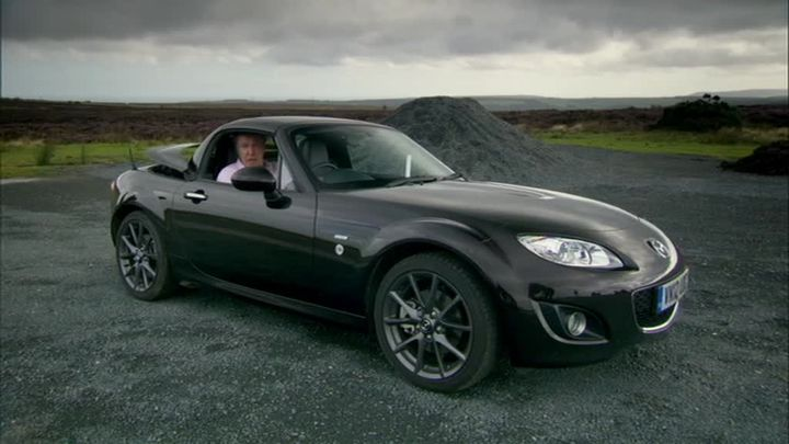 2012 mazda mx 5 i roadster venture ed nc in top gear the worst car in the. Black Bedroom Furniture Sets. Home Design Ideas