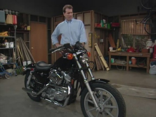 man cave married with children