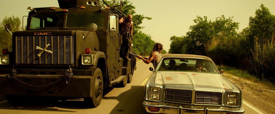 "Gmc Used Trucks >> IMCDb.org: GMC Brigadier in ""The Baytown Outlaws, 2012"""