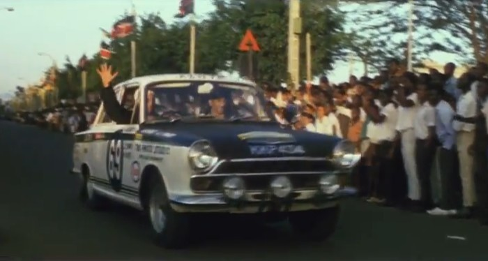 1966 Ford Cortina Lotus MkI