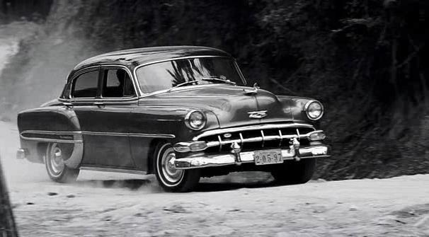 1954 chevrolet bel air four door sedan 2403 for 1954 belair 4 door sedan