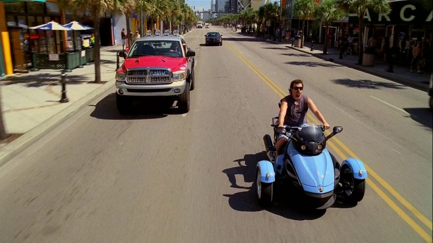 Imcdb Org 2008 Can Am Spyder Rs In Quot Eastbound Amp Down